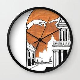 Renacimiento Wall Clock
