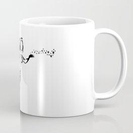 Sexy Fairy in Flight Coffee Mug