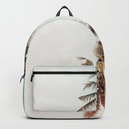Palms Beach Summer Backpack