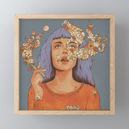 High On Life Framed Mini Art Print