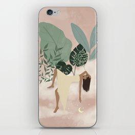 Bohemian Chic Dreams iPhone Skin