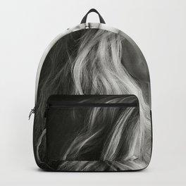 Brigitte Bardot Poster Backpack