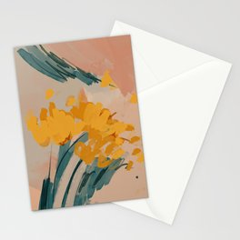 Bouquet Of Summer Sunshine Stationery Cards