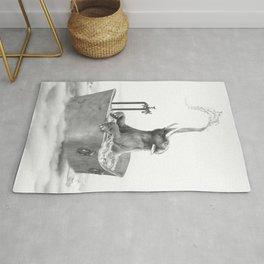 BABY ELEPHANT BATH Rug