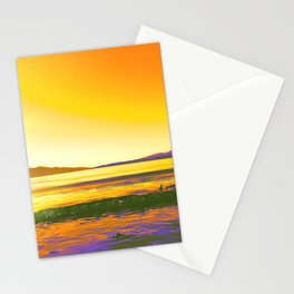 Oban Horizon | Musical Crime Productions | Scottish Seascape Stationery Cards