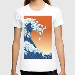 Llama Waves T-Shirt
