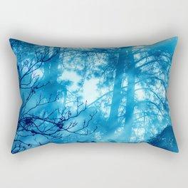 Foggy Tales Rectangular Pillow