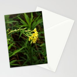 Nodding Flowers  Stationery Cards