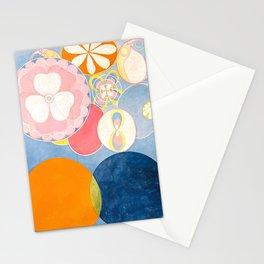 """Hilma af Klint """"The Ten Largest, No. 02, Childhood, Group IV"""" Stationery Cards"""
