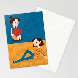 Easy like Sunday morning Stationery Cards