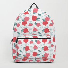 Trendy pomegranate print. Add some vitamins to your life! :) Backpack