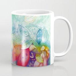 The faeries illustration Coffee Mug