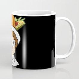 Gardening Grandma Vegetable Coffee Mug