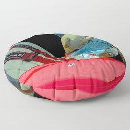 BEARY NICE CAR Floor Pillow