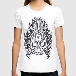 ONE INK SKULL T-shirt