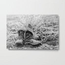 American Farming 7 Metal Print