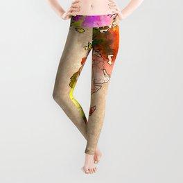 World Grunge Leggings
