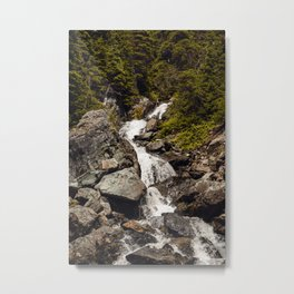Nature Is Speaking / Landscape Photography Metal Print