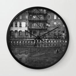Not Venice Wall Clock