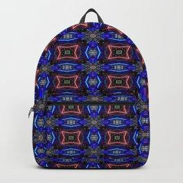 Velvety Grandeur Pattern 2 Backpack