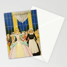 Real Princess By Rudolf Koivu Stationery Cards