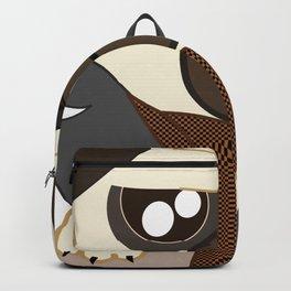 Pug. Great Detective Pugret Backpack