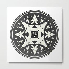 Morningstar Metal Print