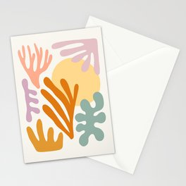 Seagrass + Sun Stationery Cards