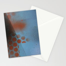 Abstract Series 2 no5 Stationery Cards