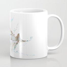 Dancing in the Snow Coffee Mug