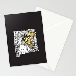 Flowers Of New Mexico Stationery Cards