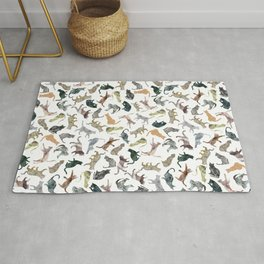 Nature Cats Rug