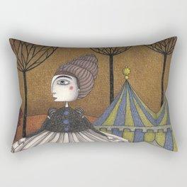 A Day in Autumn Rectangular Pillow
