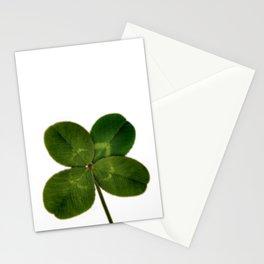 Four Leaf Clover Stationery Cards