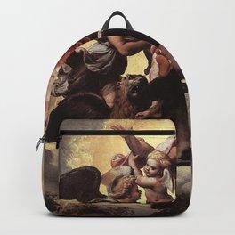 Raphael - Ezekiel's Vision Backpack