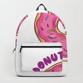 Donut Stress Yoga Backpack