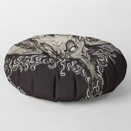 Krampus Nacht Floor Pillow