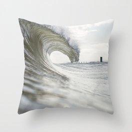 Peaceful Energy Throw Pillow