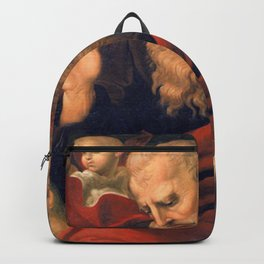 Raphael - Pala Baglioni Backpack