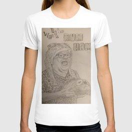 Who wants RUM HAM?! T-shirt