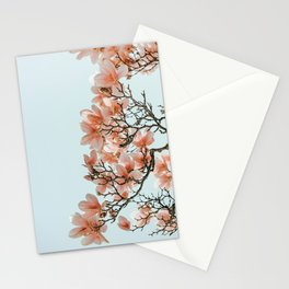 Pink Spring #4 Stationery Cards