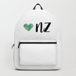 Love new zealand Backpack