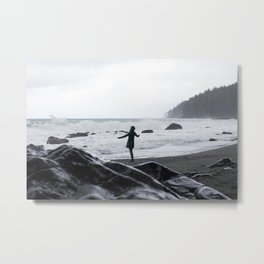 Power of the Pacific Metal Print