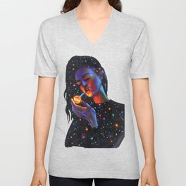 Ask the Universe Unisex V-Neck