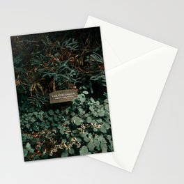 Muir Woods National Monument Stationery Cards
