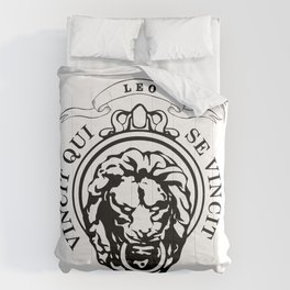 The Lion Conqueror  Comforters