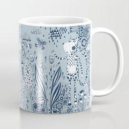 Many Happy Hours in the Garden Coffee Mug