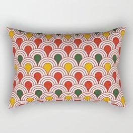 Beatiful Pattern #29 Color archs Rectangular Pillow
