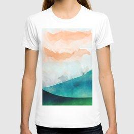 Emerald Jungle Mountains T-shirt