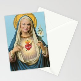 Saint Leslie Stationery Cards